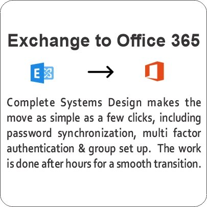 Exchange to Office 365
