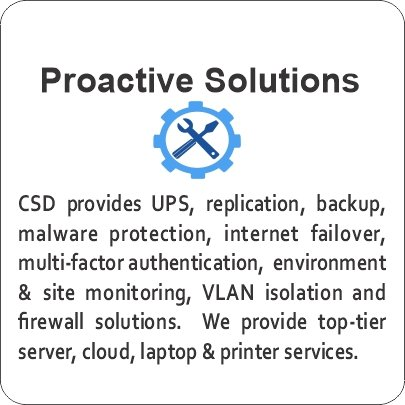 Proactive Computer Support